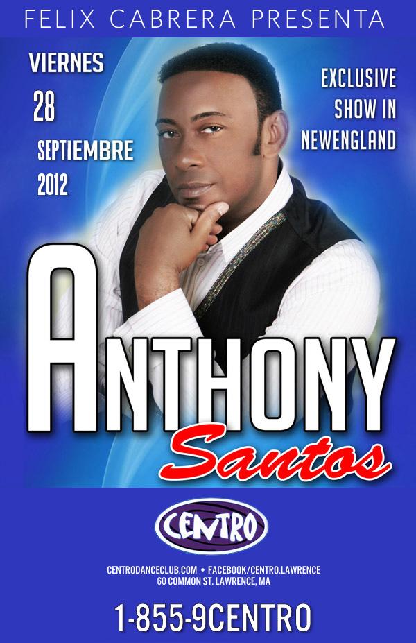 antony-santos en centro dance club este 1 de septiembre del 2012