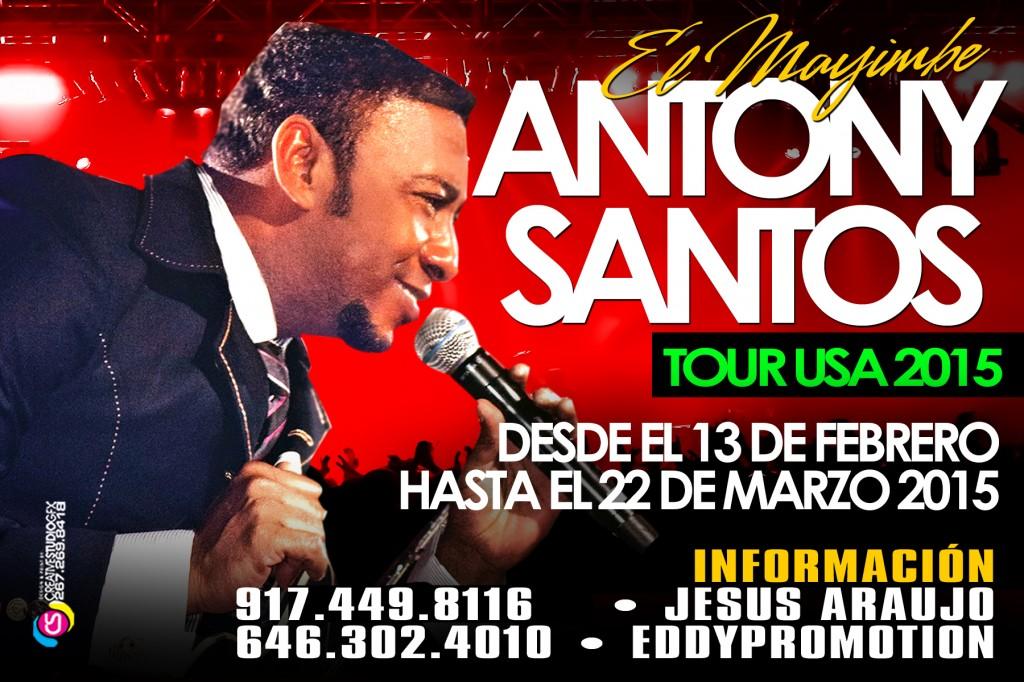 antoni santos gira 2015